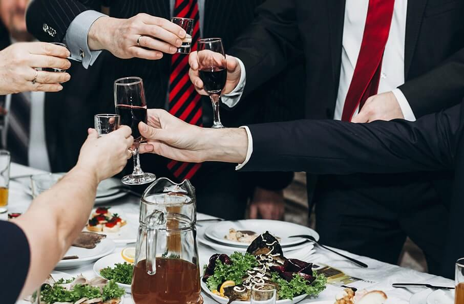 Corporate party caterers located in Arizona